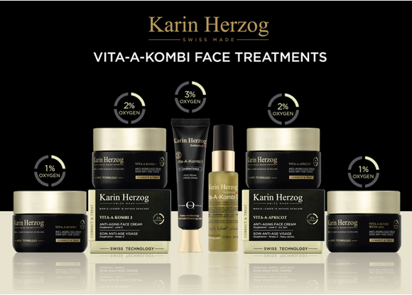 Karin Herzog Vita-A-Kombi treatments