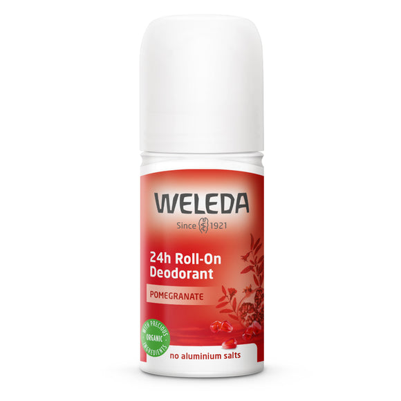 Weleda: Pomegranate 24h Roll-On Deodorant