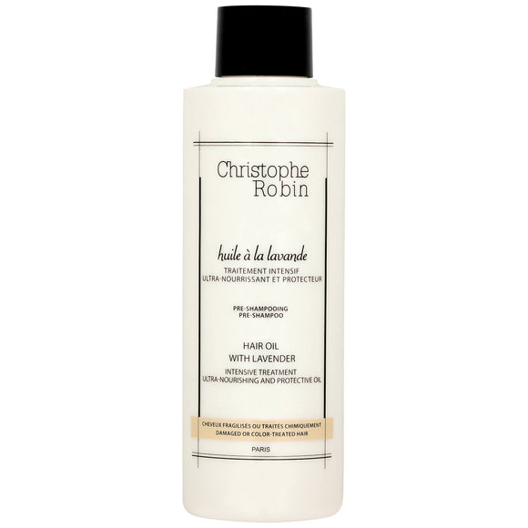 Christophe Robin: Hair Oil with Lavender
