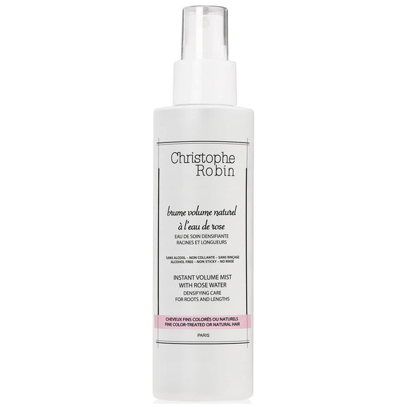 Christophe Robin: Instant Volumizing Mist with Rose Water