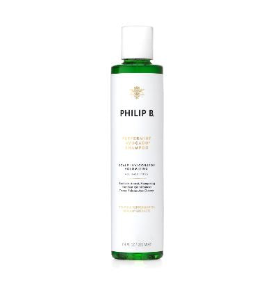 Philip B: Peppermint & Avocado Shampoo
