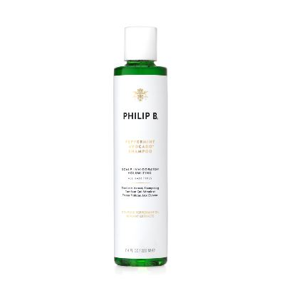 Philip B: Peppermint Avocado Shampoo