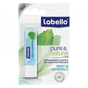 Labello: Mint & Minerals