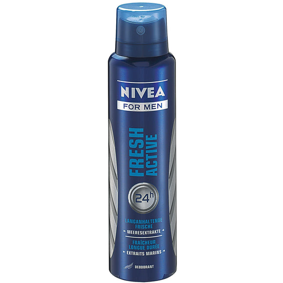 Nivea: Men -  Fresh Active Spray