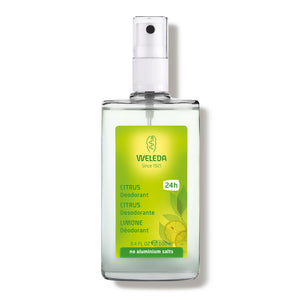 Weleda: Citrus 24Hr Deodorant Spray