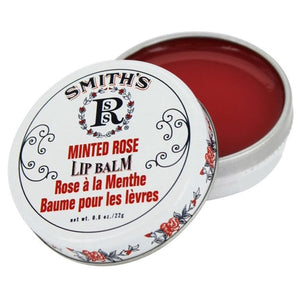 Rosebud: Minted Rose Lip Balm Tin