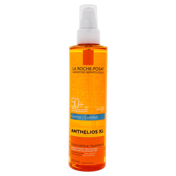 La Roche Posay: Anthelios XL 50+ Huile Nutritive [French Stock]