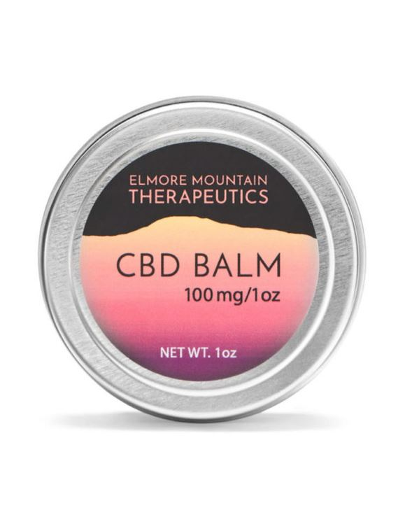 Elmore Mountain Therapeutics CBD Balm (100 mg)