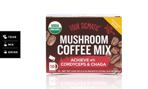 Four Sigmatic Cordyceps Mushroom Coffee