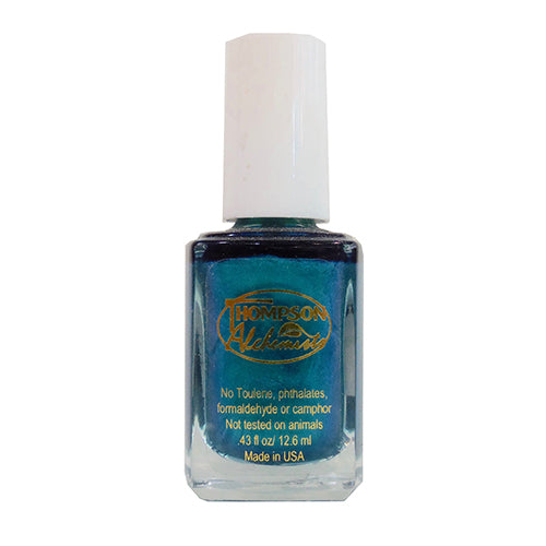 Thompson Alchemists: Galactic Swirl Nail Polish