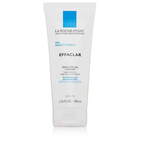 La Roche-Posay: Effaclar Medicated Acne Face Wash