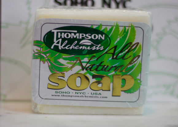Thompson Alchemists All Natural Soap unscented
