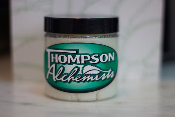 Thomspon Alchemists 100% Pure Organic Shea Butter