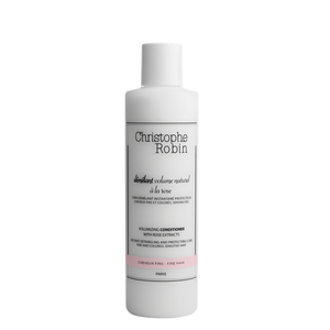 Christophe Robin: Volumizing conditioner with rose extracts