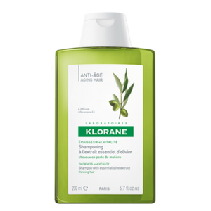 Klorane: Shampoo with Essential Olive Extract
