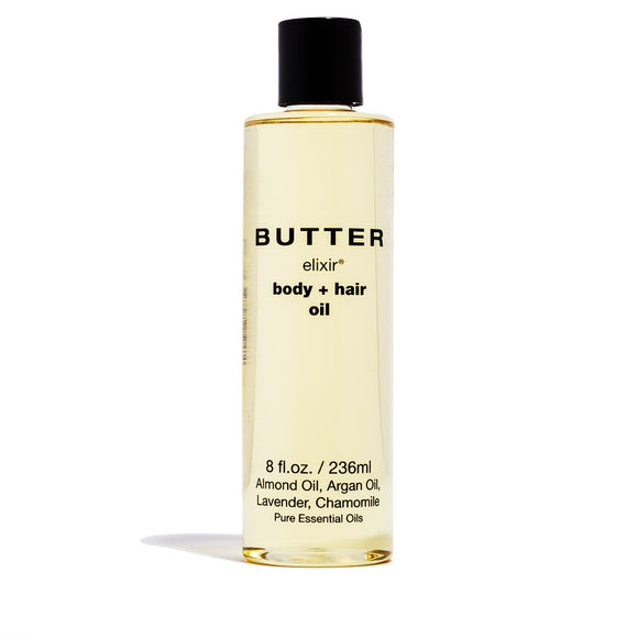 BUTTERelixir body+hair Oil