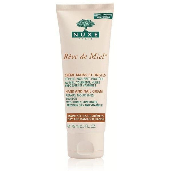 Nuxe Reve de Miel Hand and Nail Cream (1.5oz)