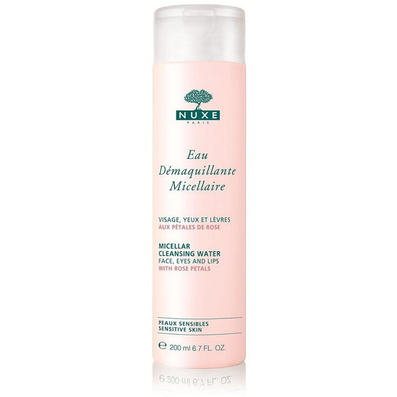 Nuxe: Micellar Cleansing Milk with Rose Petals