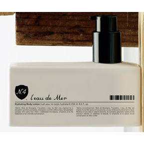 Number 4: L'eau de Mare Hydrating Body Lotion