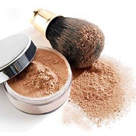 La Bella Donna: Loose Mineral Foundation - Caffe