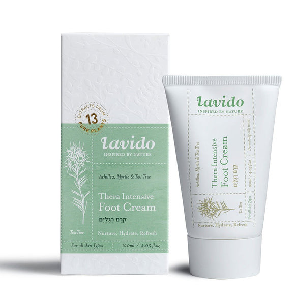 Lavido: Thera Intensive Foot Cream