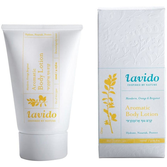 Lavido: Aromatic Body Lotion Mandarin