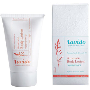 Lavido: Aromatic Body Lotion Patchouli