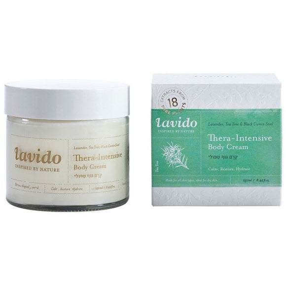 Lavido: Thera Intensive Body Cream