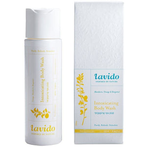 Lavido: Mandarin, Orange & Bergamot Intoxicating Body Wash