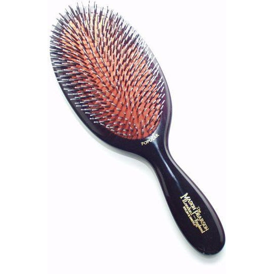 Mason Pearson: Boar & Nylon Mixture Popular Size Hair Brush