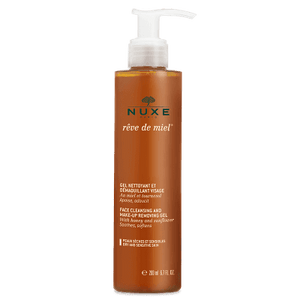Nuxe Rêve de miel Face Cleansing and Makeup Removing Gel