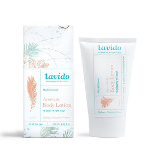 Lavido: Aromatic Body Lotion Coconut