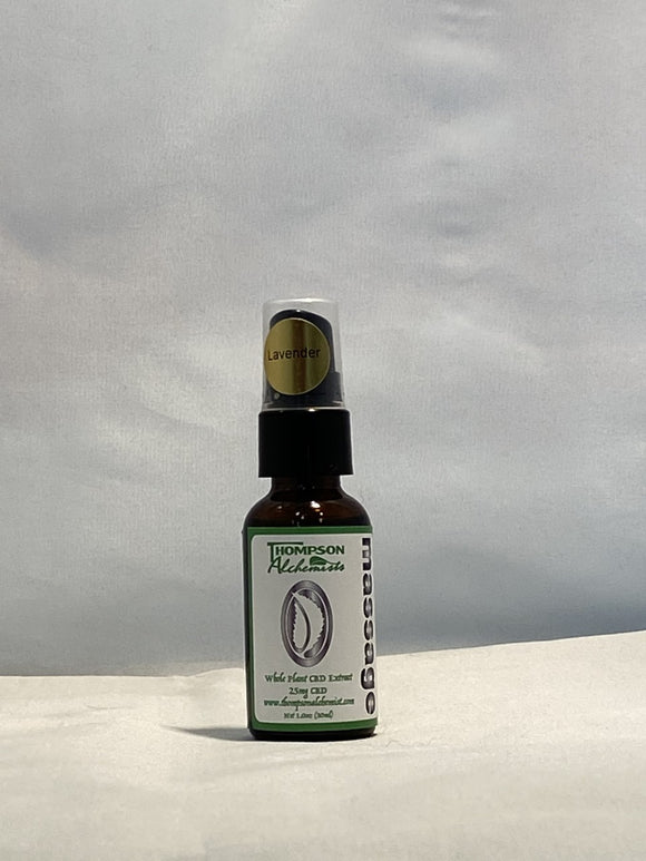 Thompson Alchemists: Massage Oil