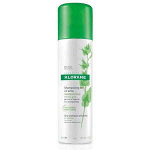 Klorane: Dry Shampoo with Nettle