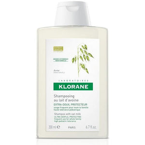 Klorane: Shampoo with Oat Milk [200 ml]