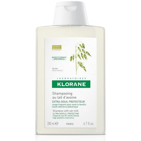 Klorane: Shampoo with Oat Milk