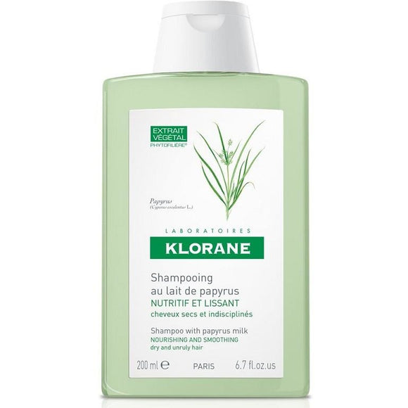 Klorane: Shampoo with Papyrus Milk