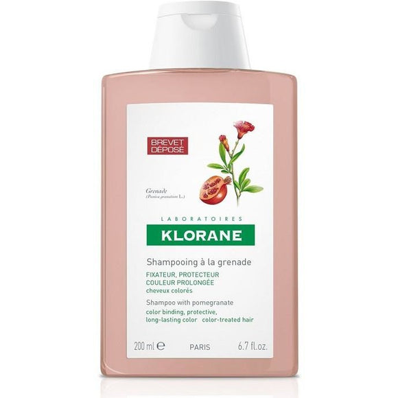 Klorane: Shampoo with Pomegranate Extract