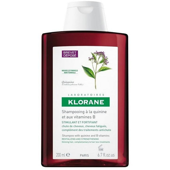 Klorane: Shampoo with Quinine and B Vitamins