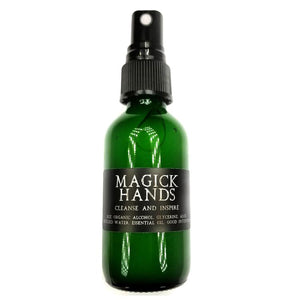 Rebels and Outlaws: Magick Hands Conditioning Hand Sanitizer