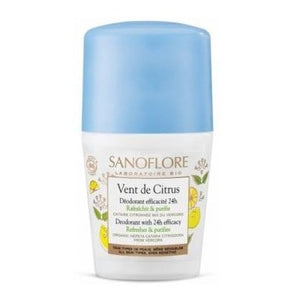 Sanoflore: 24Hr Deodorant Vent de Citrus [French Import]