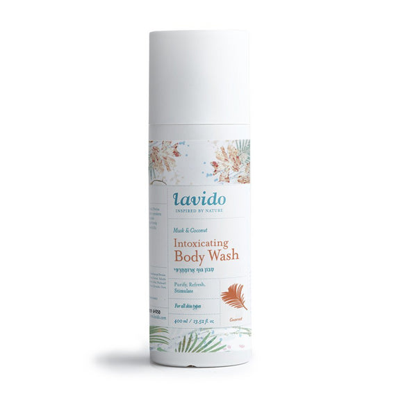 Lavido: Coconut Intoxicating Body Wash
