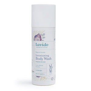 Lavido Lavender Body Wash