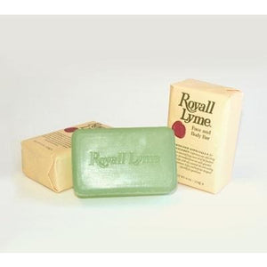 Royall Fragrances: Royall Lyme Face & Body Soap