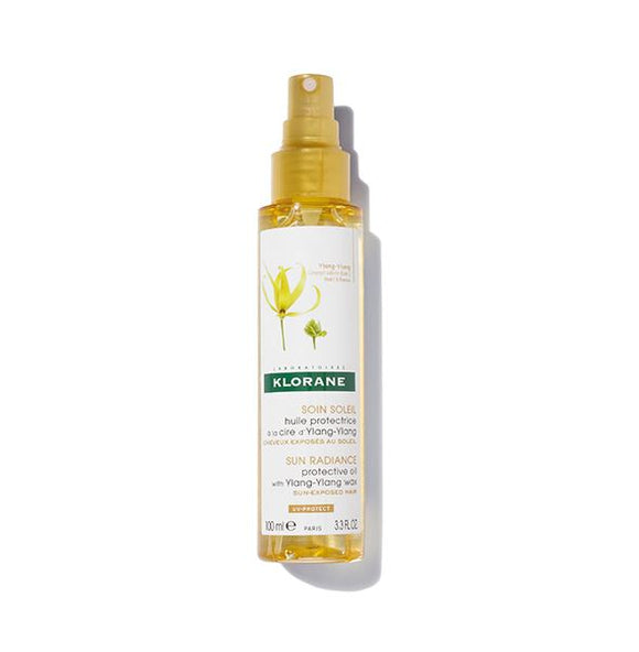 Klorane: Protective Oil with Ylang-Ylang Wax