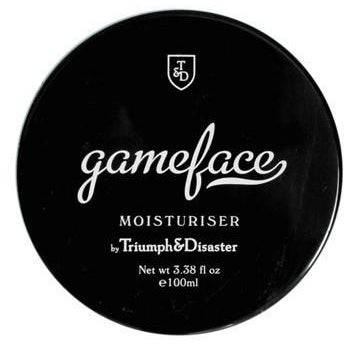 Triumph & Disaster: Gameface Moisturizer 100ml Jar