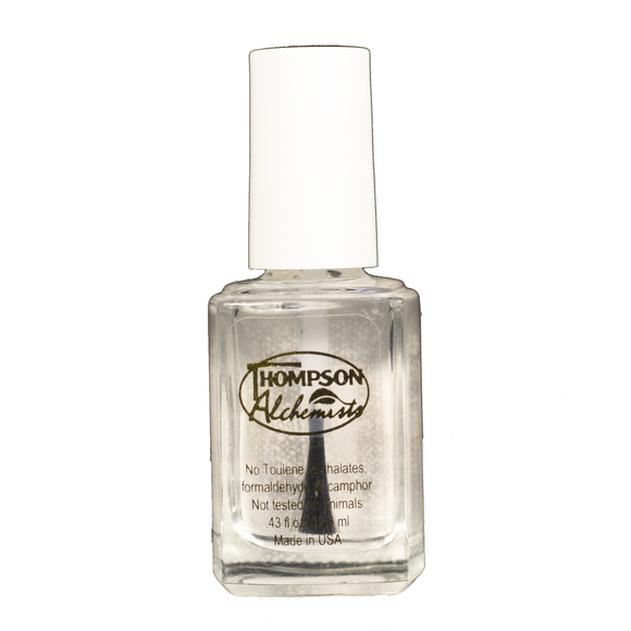 Thompson Alchemists: Gel Finish Top Coat Nail Polish