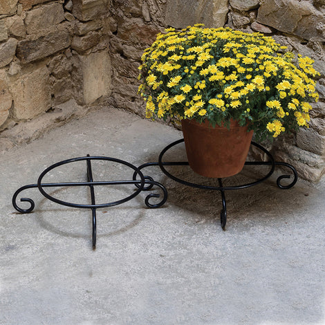 Designer Pot Stands Online (Set of 2)