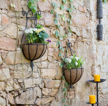 Spanish Wall Planters