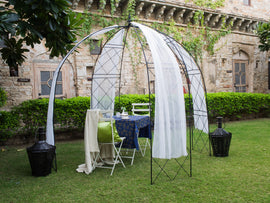 Gazebo ~ Lattice Design